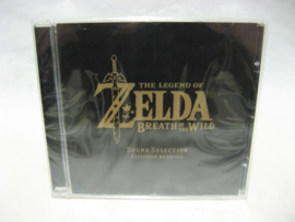The Legend of Zelda: Breath of the Wild - Sound Selection (CD, Sealed)
