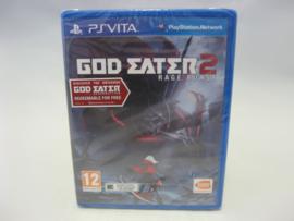 God Eater 2 - Rage Burst (PSV, Sealed)