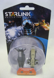 Starlink - Battle for Atlas - Weapons Pack - Shockwave & Gauss Gun Mk. 2 (New)