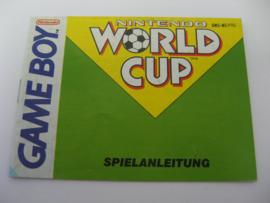 Nintendo World Cup *Manual* (FRG)