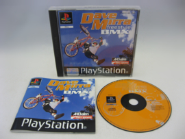 Dave Mirra Freestyle BMX (PAL)
