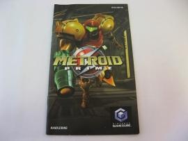 Metroid Prime *Manual* (HOL)