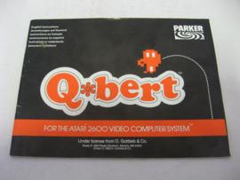 Q-Bert *Manual*