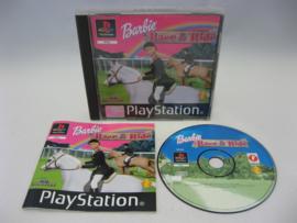 Barbie Race & Ride (PAL)