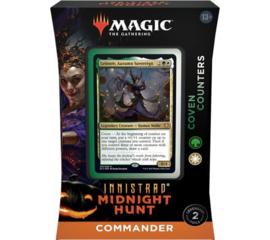 MTG: Commander Deck Innistrad: Midnight Hunt: Coven Counters