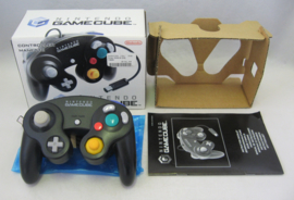 Original GameCube Controller 'Black' (Boxed)