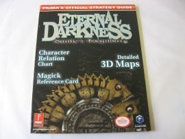 Eternal Darkness Sanity's Requiem - Official Strategy Guide (Prima, GameCube)