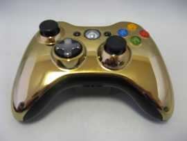 XBOX 360 Wireless Controller 'Chrome Gold'