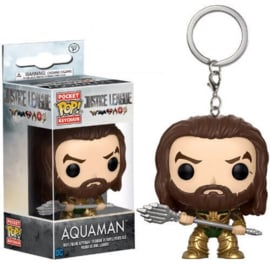 POP! Aquaman - Justice League - Pocket Keychains (New)