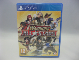 Warriors All Stars (PS4, Sealed)