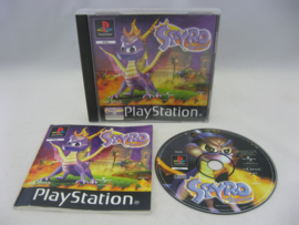 Spyro the Dragon (PAL)