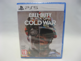 Call of Duty Black Ops Cold War (PS5, Sealed)