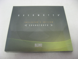 Overwatch Collector's Edition Soundtrack (CD, Sealed)