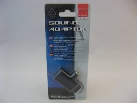 PlayStation Sound Adaptor (New)