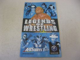 Legends of Wrestling *Manual* (UKV)