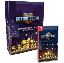 Door Kickers: Action Squad Crimefighter Edition (Switch, NEW)