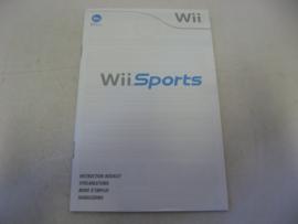 Wii Sports *Manual* (EUU)