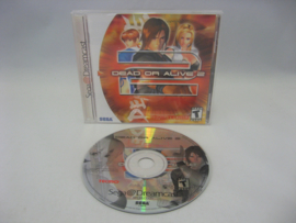 Dead or Alive 2 (NTSC)
