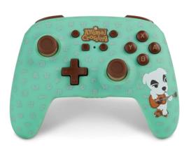 Enhanced Wireless Controller 'Animal Crossing K.K. Slider' (New)