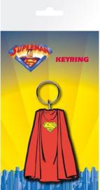 DC Comics Superman Cape Keychain (New)