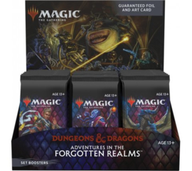 MTG: Adventures in the Forgotten Realms Set Booster Pack (1x Booster)