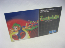 10x Snug Fit Manual Sleeve for Sega Megadrive Manuals