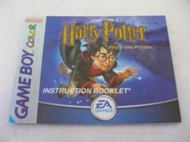 Harry Potter en de Steen der Wijzen *Manual* (HOL)