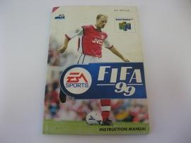 FIFA 99 *Manual* (EUR)