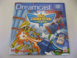 Buzz Lightyear of Star Command *Manual* (DC)