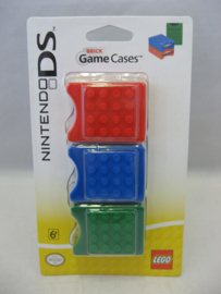 Nintendo DS Lego Brick Game Cases (New)