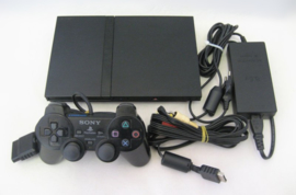 PlayStation 2 Slimline Console Set - Black (SCPH-77004)