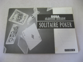 Solitaire Poker *Manual* (GG)