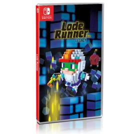 Lode Runner Legacy (Switch, NEW)