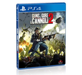 Guns, Gore and Cannoli 2 (PS4, NEW)