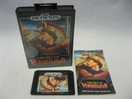 Sword of Vermillion (USA)