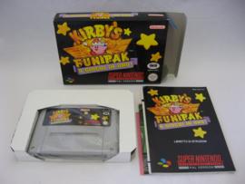 Kirby's Fun Pak (ITA, CIB)