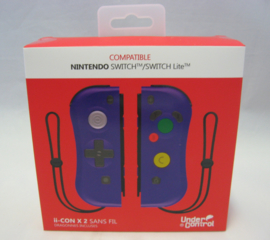 Nintendo Switch ii-Con Pair - GameCube Style (New)
