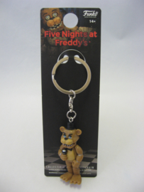 Five Nights at Freddy's Keychain - Freddy Fazbear (New)