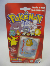 Pokemon PokeROM - Psyduck - Collectible CD-ROM (New)