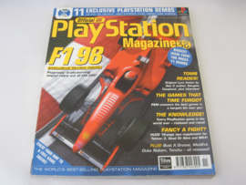 Official UK PlayStation Magazine - November 1998