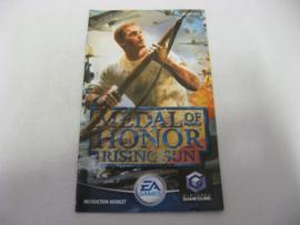Medal of Honor Rising Sun *Manual* (UKV)