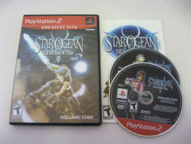 Star Ocean Till the End of Time - Greatest Hits - (USA)