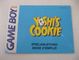 Yoshi's Cookie *Manual* (FRG)