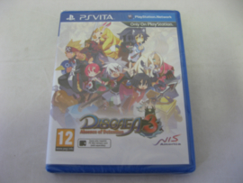 Disgaea 3 - Absence of Detention (PSV, Sealed)