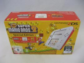 Nintendo 2DS Console 'New Super Mario Bros 2 Special Edition' (Boxed)