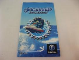 Wave Race Blue Storm *Manual* (HOL)