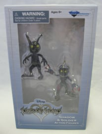 Kingdom Hearts: Birth by Sleep - Shadow & Soldier Action Figure (New)