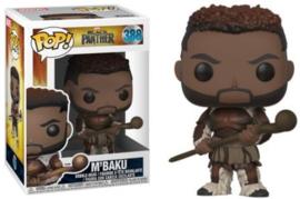 POP! M'Baku - Black Panther (New)
