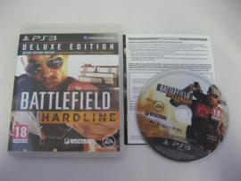 Battlefield Hardline - Deluxe Edition (PS3)