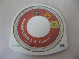 Midnight Club L.A. Remix (UMD)